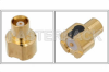 MCX Jack Connector Solder Attachment Surface Mount PCB, Switching Connector -- PE44660 -Image