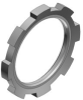 NPT Locknut, Standard 1/4 inch Steel -- 78621000139-1 - Image