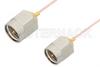 SMA Male to SMA Male Cable 60 Inch Length Using PE-020SR Coax -- PE34191-60 -Image