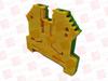 CONTA CLIP SL2.5/35 ( TERMINAL BLOCK GROUND, 2.5MM ) -Image