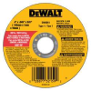 DEWALT High Performance 4-In. Type 1 Flat Cutting Wheel -- Model# DW8061