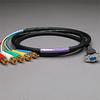 PROFlex VGA 5Ch 1.5C 15P Female-RCAP 25' -- 30VGA515C-15FR-025