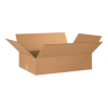 "24"" x 16"" x 6"" - Flat Corrugated Boxes -- 24166"