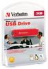 Verbatim Store n Go USB Flash Drive - 2GB -- 95183