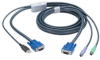 PS/2 to USB Flash Computer Cable, 32.8-ft. (10.0-m) -- EHN428-010M