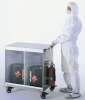 Flammable Materials Safety Cart -- 7018-40 -- View Larger Image