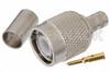 TNC Male Connector Crimp/Solder Attachment for PE-C240, RG8X, .240 inch, LMR-240, LMR-240-DB, LMR-240-UF, B7808A -- PE44634 -Image