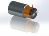 Non-Comm DC Voice Coil Linear Actuator -- NCC14-15-023-1PBS