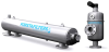 Low Pressure Series Water Filters -- H16-LP0