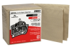 Brawny Industrial® Light Duty Wipers Paper 3-Ply 1/4 Fold