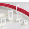 Wire Saddles : Mounts Used Without Cable Ties -- HWS2819-C