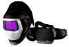 3M Adflo 35-1101-30SW Welding Respirator - Assembly With Headpiece - Belt-Mounted - 12 hr Li-Ion - 051141-56150 -- 051141-56150