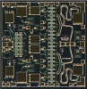 25-W, 2.0 – 6.0-GHz, GaN MMIC Power Amplifier -- CMPA2060025D -Image