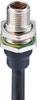 Fast Ethernet Cat5e Data Single-Ended Cordset -- RSHS 8Y-922