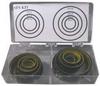 O-Ring Asst,SFS,Urethane,35 Pc,7Sz -- 5JJT6 - Image