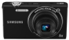 Samsung SH100 14.2 Megapixel Compact Camera - Black -- EC-SH100ZBPBUS - Image