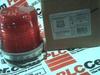 STROBE 120VAC RED -- 96BRN5