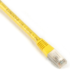 20FT Yellow CAT6 400MHz Patch Cable F/UTP CM Solid RJ-45 -- EVNSL0604MS-0020 - Image
