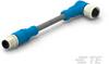 M8/M12 Cable Assemblies -- T4162124003-002 -- View Larger Image