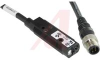 SENSOR; PHOT-ELEC; DC 8 INCH STANDARD PROX WITH MICRO CONNECTOR -- 70056702 - Image