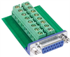 DB15 Female Connector for Field Termination -- DGB15FT - Image