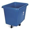 Rubbermaid Mobile Collection Recycling Container -- 4616-06