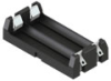 Dual AA Battery Holder w/ solder lugs -- 1114