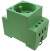 Power Entry Connectors - Inlets, Outlets, Modules -- 277-5509-ND -Image