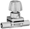 Sanitary Diaphragm Valve -- GEMU® Type 602