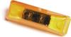 "Grote 47093-3 Clearance/Marker LED Light, 3.78"" Rectangular, Amber 12V -- 47926 -- View Larger Image"
