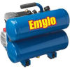 EMGLO Heavy-Duty 4 gal Oil-Lube Stacked Tank Contractor Air -- Model# E810-4V