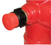 PL200-H-2 - Global Water Hydrant Water Pressure Logger with BSPP to NPTF Adapter -- GO-32922-80
