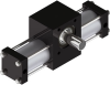 Single Rack Tie Rod Actuators -- A4 Rotary Actuator