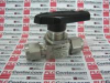 BALL VALVE SST 1/4INCH 2500PSI/100F -- SS42S4