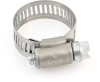 Ideal Tridon 57120 Standard Steel Hose Clamp, Size #12, Range 9/16 to 1 1/4 -- 28012 -Image
