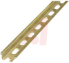 Mounting Rail, Perforated, 15x5mm, eachpiece 2 meters -- 70169104