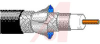 BROADBAND CATV SERIES 6 #18 GIFHDLDPE DBL SH BLACK PVC -- 70002817 - Image