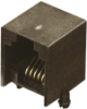 Unshielded, Single Port, THRu Hole, Side Entry Modular Jack -- AJT87a6612