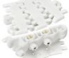 HabaCHAIN® Radius Running Conveyor System Plastic Chain -- 7100HA
