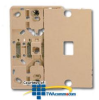 Suttle 8-Conductor Wallplate with Screw Terminals &.. -- 630AP8