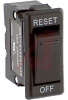 Circuit Breaker;Therm;Rocker;Cur-Rtg 15A;Panel;1 Pole;Vol-Rtg 250VAC;W51 Series -- 70198560