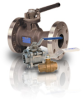 PVC and CPVC Ball Check Valves - Image