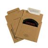 """5 1/8"""" x 5"""" Kraft - Fibreboard CD Mailers -- MM1144"""
