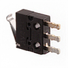 Snap Action, Limit Switches -- 255-3401-ND -Image