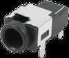 0.8 mm Center Pin Dc Power Connectors -- PJ-071 - Image