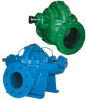 Split Case Pumps -- 5060 Single-Stage Series