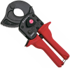 HK Porter 1-Hand Ratchet Cable Cutter, 10