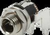 2.0 mm Center Pin Dc Power Connectors -- PJ-067A - Image