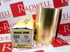 """PRECISION BRAND 17240 ( (PRICE/ROL) 17S3 .003 BRASS SHIMSTOCK 6""""X100"""" ) -Image"""