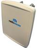 0.2 m | 0.75 ft Slimline Sector Antenna, Dual H & V polarized, 3-3.8Ghz -- SECD-3.5SL-60-10